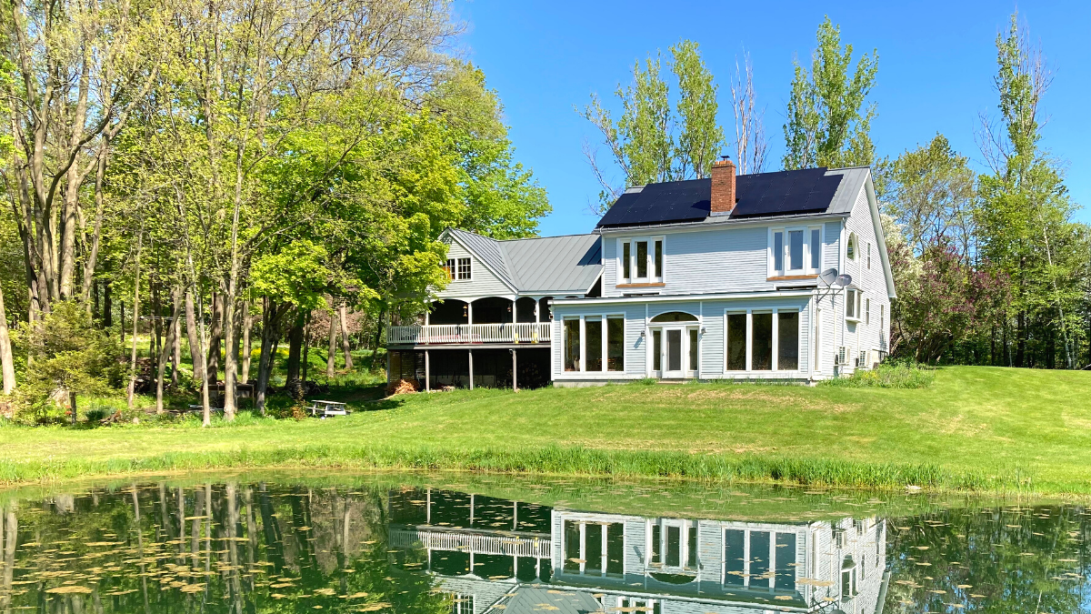 Environmental Benefits of Going Solar in Vermont
