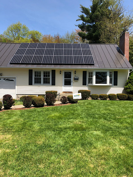 LG Solar and Enphase Installation <b>Essex Junction, Vermont</b>