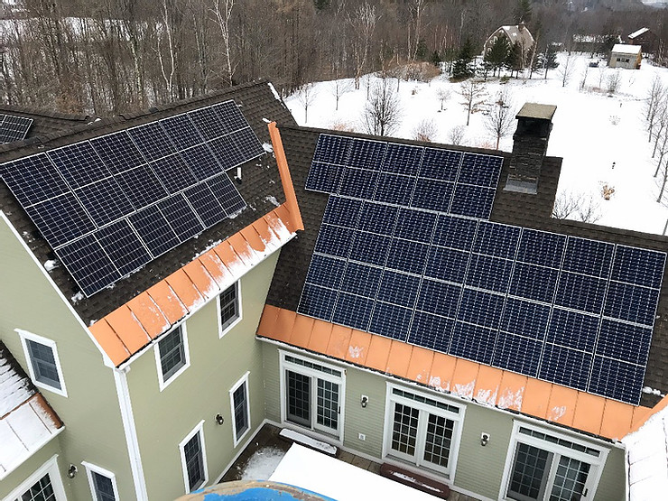 My Solar Panels in Vermont