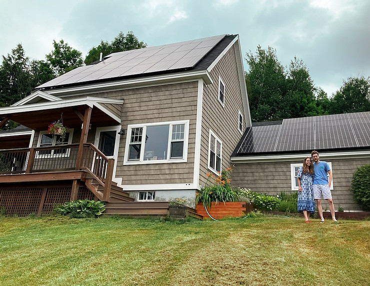 Get Solar Panels in Vermont