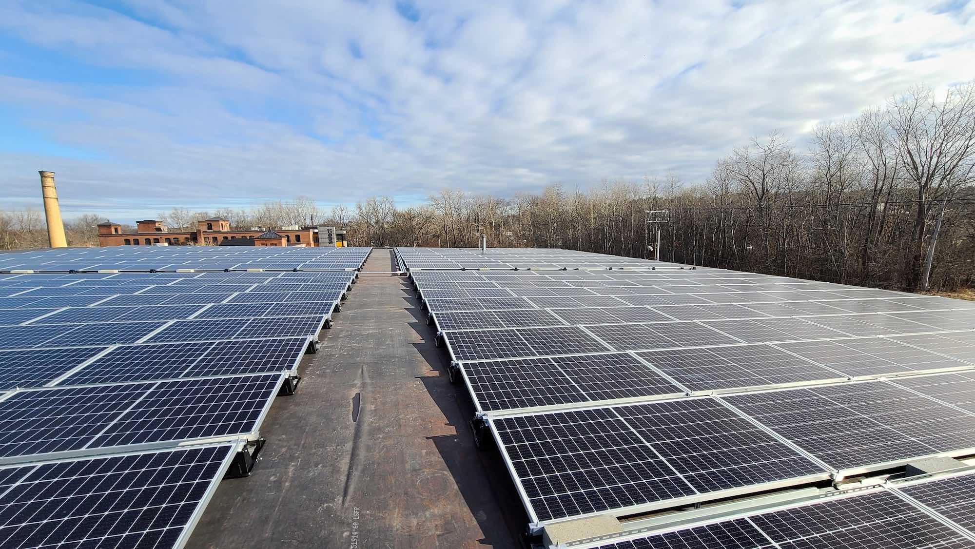 Solar for Businesses